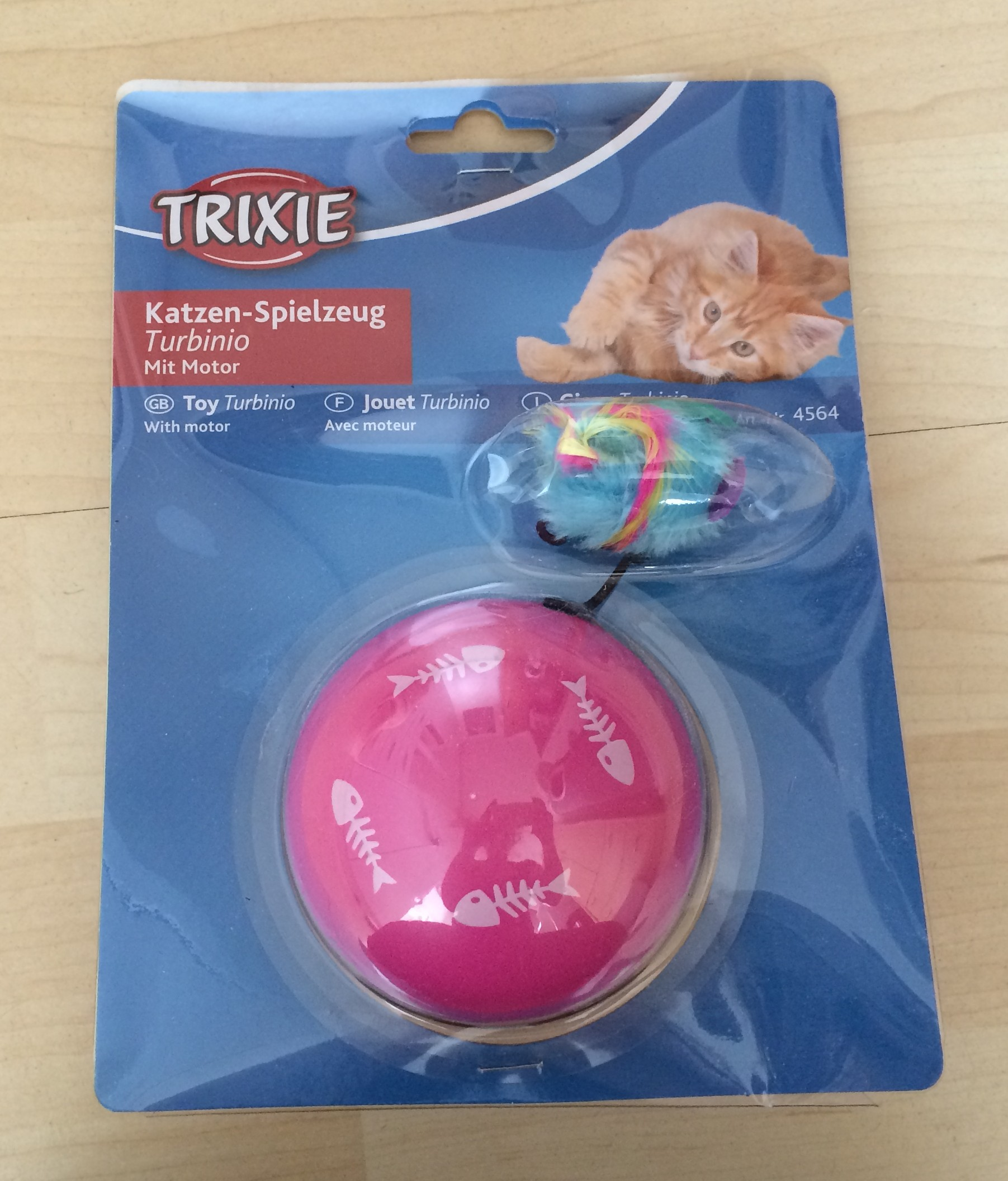 Katzen-Spielzeug Turbinio von TRIXIE