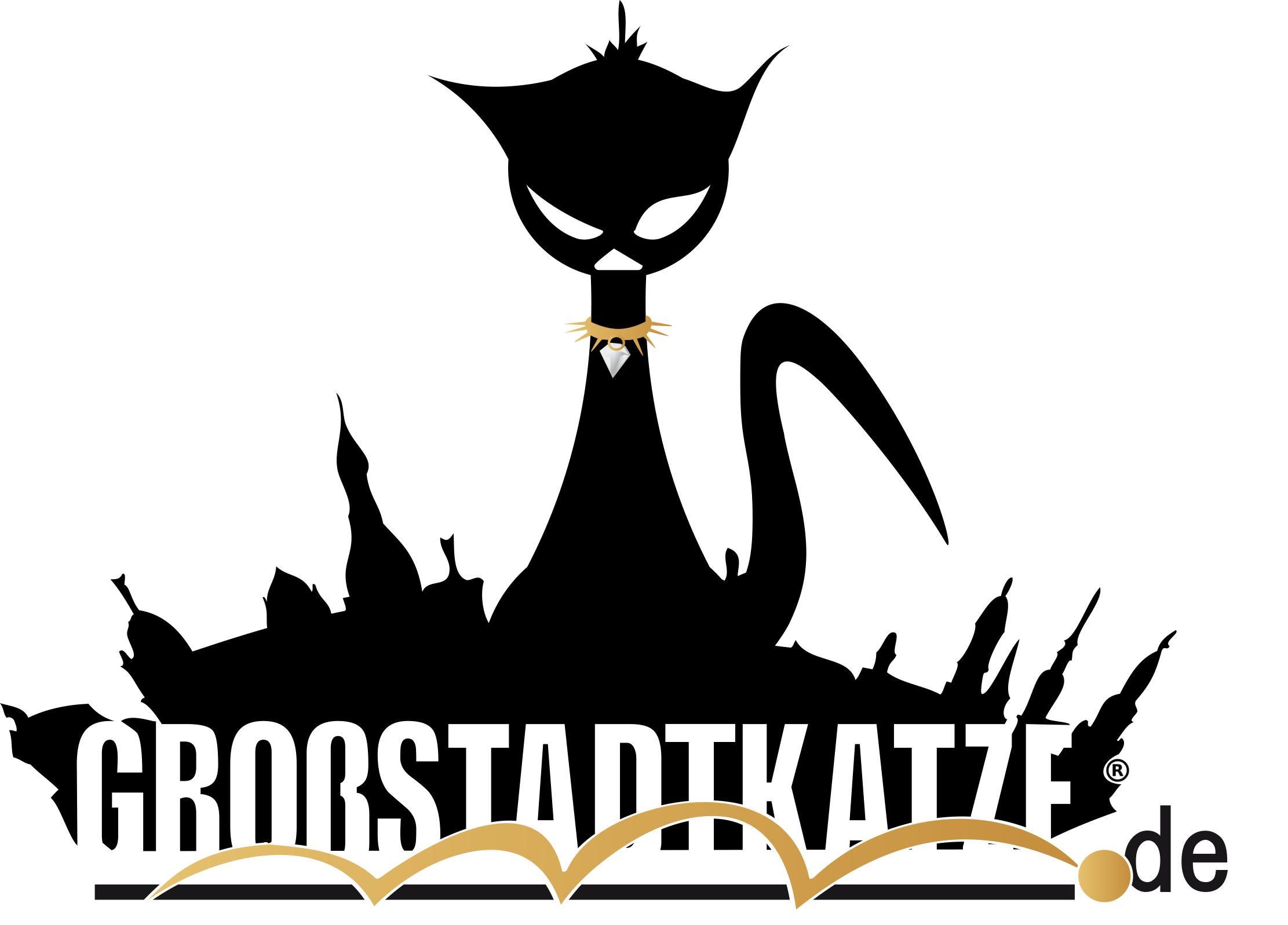 Logo Großstadtkatze.de