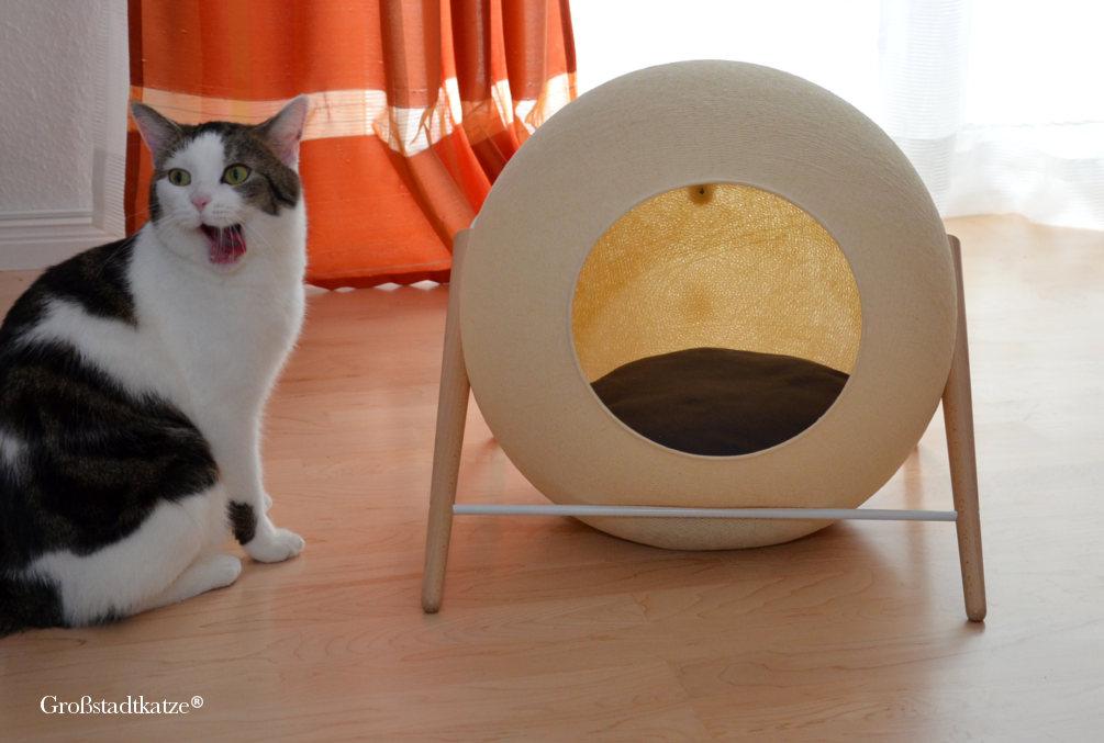 Designer Katzenhöhle The BALL von meyou
