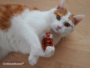 Zahnpflegespielzeug für Katzen | Zahnpflege Katzen