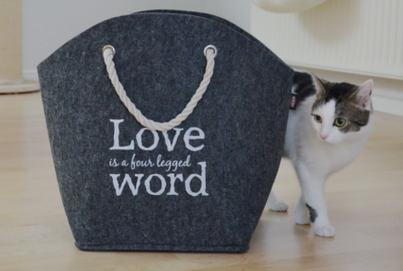 TRIXIE Katzenplätze | Höhlen | TRIXI Taschen | stylische Katzenbettchen
