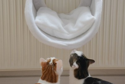 Katze Liegemulde Heizung | Katze Hängematte Heizung | TRIXIE Heizung