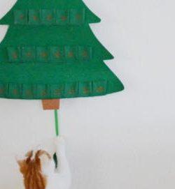 Adventskalender Katze Beitragsbild