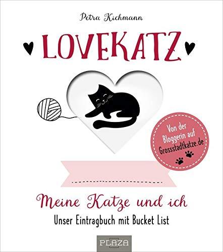 Eintragbuch LOVEKATZ